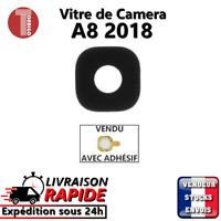 Lentille verre arrière appareil photo SAMSUNG GALAXY A8 2018 A530 Camera Lens