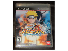 Naruto Shippuden: Ultimate Ninja Storm Generations (Sony PlayStation 3, 2012)