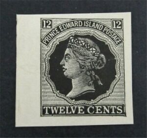 nystamps Canada Prince Edward Island Stamp Mint H Proof Rare    S10y3030