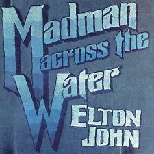 Elton John MADMAN ACROSS THE WATER 180g +MP3s REMASTERED New Sealed Vinyl LP