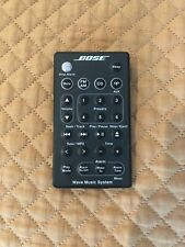 Bose Wave Music System Remote Control