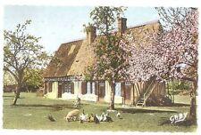 CPSM 27 - 18. LA NORMANDIE - Ferme Normande et Pommiers en fleurs