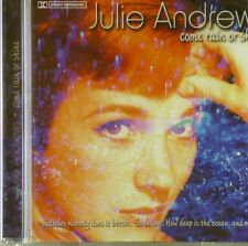 CD-Julie Andrews-Come rain or shine-NEUF - #a3653