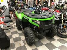 2017 Arctic Cat Alterra 700 Xt Eps, Team Arctic Green with 0 Miles available now