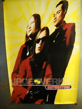 URGE OVERKILL Large 1993 PROMO POSTER Saturation super mint condition