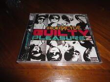 BROKENCYDE - Guilty Pleasurez Crunk Hip-Hop CD - Paul Wall Mickey Avalon