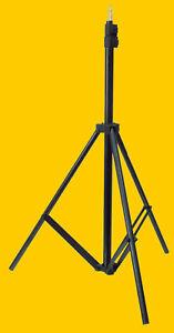 Leuchtenstativ Spigot 200 cm mit Tasche