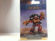 Warhammer 40k Blood Angels Capitaine Sergent Games Day 2012 édition limitée NEUF