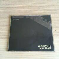 Metallica - Wherever I May Roam - CD Single 3 Tracce - 1992 Vertigo UK