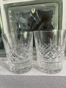 Waterford Crystal Cocktail Glasses - Set Of 2