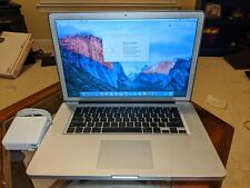 "Early 2011 Apple MacBook Pro 15"" - 2.0GHz i7 - 8GB RAM - 750GB HD - ANTI-GLARE!"