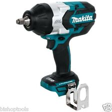 "Makita XWT08Z 1/2"" Brushless Impact Wrench LXT 18V 740 ft-lbs Forward 1180 Rever"
