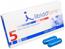 Libido Forte for Men 5 Tabl. - Boost Libido / Sex  FULL SATISFACTION IN BED