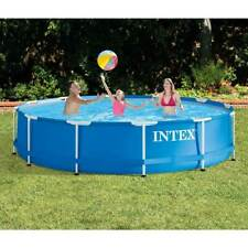 New listing Intex 28210Eh 12 Foot x 30 Inch Above Ground Swimming Pool (Pump Not Included) !