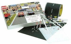 Construction Road OO/HO Starter Set Busch 7096