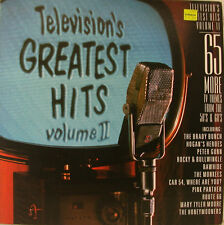 "televisionBB´S GREATEST HITS 65 TV-TEMI ! 12"" POLLICI LP (h554)"