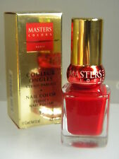 MASTERS COLORS COULEUR ONGLES VERNIS PARFAIT NAIL COLOR PERFECT rouge rubis 92
