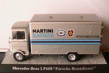 CAMION MERCEDES LP608 PORSCHE RENNDIENST MARTINI RACING PREMIUM CLASSIXXS 12502