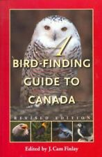 A Bird-Finding Guide to Canada-ExLibrary