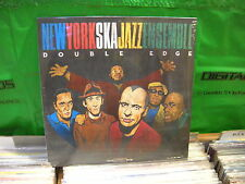 New York Ska-Jazz Ensemble ‎– Double Edge ' LP MINT