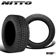 2 X New Nitto Terra Grappler G2 305/50/20 120S All-Terrain Tire