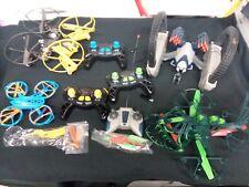 RC Remote Contol Drone Lot of 4 Star Wars Hellfire Droid Tank Kitbash Custom