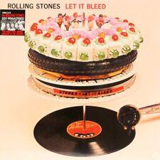 Let It Bleed The Rolling Stones vinyl record
