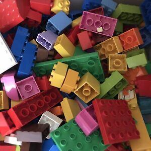 LEGO DUPLO Bricks 500g of Random Assorted Parts & Pieces 1/2kg Building Blocks