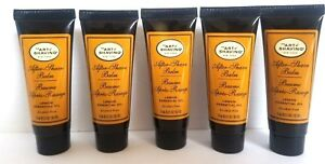 5 pk The ART of SHAVING After Shave Balm Lemon Essential Oil 0.5 floz ea unbox