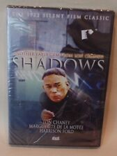 SHADOWS, DVD, 1922 SILENT CLASSIC, NEW
