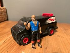 Ertle A-team Van 2500 With BA Action Figure