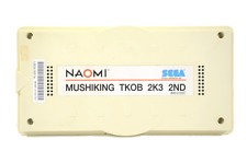 SEGA Naomi Mushiking TKOB 2K3 2ND (840-0150C) Cartridge
