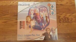 Frozen 2 Play Tent