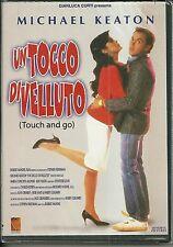 DVD Un tocco di velluto. Michael Keaton