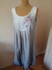 Qiero Kleid Tunika Ballonkleid Gr. 42 Baumwolle 100%