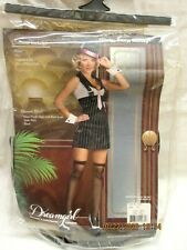Ladies Dirty Sexy Money Costume size XL