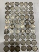 More details for pre 1920 jubilee head queen victoria 925 silver 3d threepence coins x60 = 80 gms