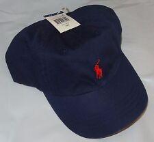 Polo Ralph Lauren Men Classic Logo Baseball Cap One Size 710589444002  Newton Navy 6914dfea4ec2