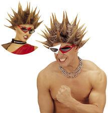 ANNI 80 ANNI Punk parrucca per uomini e donne NUOVO - CARNEVALE PARRUCCA HAA
