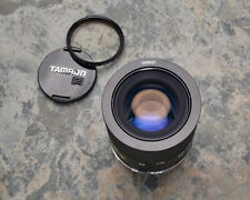 Tamron SP Tele Macro 90mm f/2.5 Lens 52B for Nikon Caps Filter Extra Caps #3618