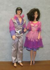 the Osmonds - Donny and Marie - Vintage Barbie Dolls