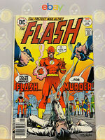 Flash #246 (9.2-9.4) NM Cover By Neal Adams 1977 Bronze Age DC Comics Key Issue