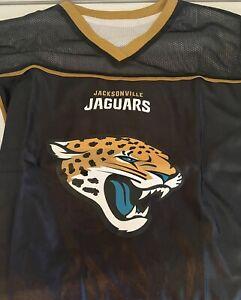 NFL Jacksonville Jaguars Flag Football Jersey Youth XL - BRAND NEW