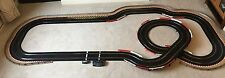 Scalextric Sport Layout con LAP COUNTER/chicanes & 2 AUTO