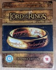 THE LORD OF THE RINGS:THE MOTION PICTURE TRILOGY EXTENDED EDITION 104614-2 BY8D