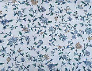 Schumacher Wallpaper 13 New Double Rolls Wildflower Floral Print On White 521691