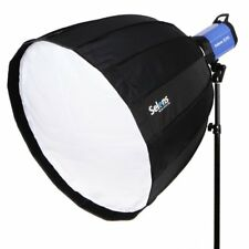 "Selens 70cm 28"" Deep Octa Parabolic Umbrella For Off-camera Flash Bowens Mount"