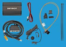 PORSCHE 911,MERCEDES,BMW,AUDI DENSION GW52MO1 Car iPod iPhone USB BT Adapter