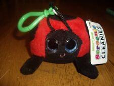 "NEW Screenie Cleanies Ladybug Microfiber Plush 3"" Animal Screen Cleaner"