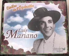 LUIS MARIANO . COMPILATION  READER'S DIGEST . 3 CD